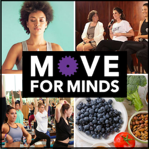 Move for Minds event